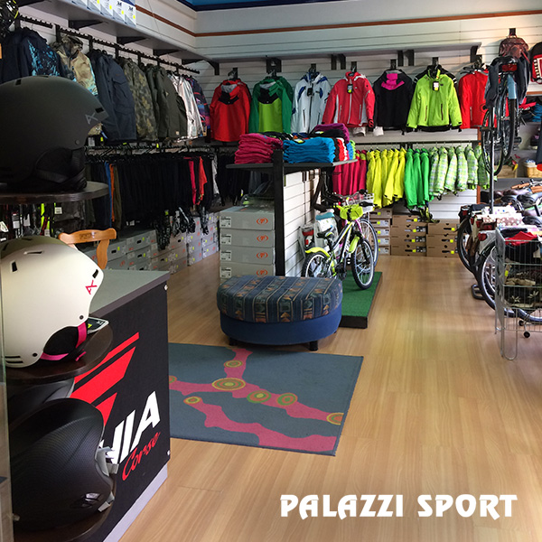 Foto home page Palazzi Sport